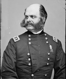 [Major-General Ambrose E. Burnside]
